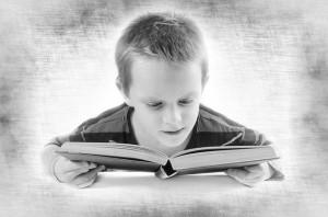 Lesen Lernen langsam beginnen mit viel Spaß